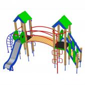 Детский комплекс «Домик-2»
