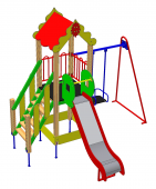 Детский комплекс-2