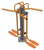 Тренажер для мышц бедра CV