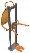Тренажер для мышц бедра - тренажер для пресса CV