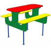 Столик «Песочный» (фанера)
