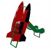 Горка «Ракета» (средняя)