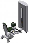 Тренажёр для отводящих, приводящих мышц бедра