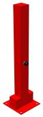 Столб парковочный откидной