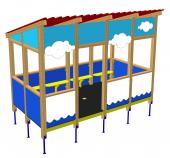 Игровой павильон «Тучка»