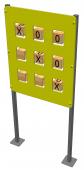 Игровая панель «Крестики-Нолики»