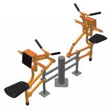 Тренажер для мышц бицепса CV
