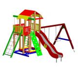 Дитячі ігрові комплекси