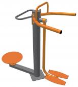 Тренажер для мышц бедра-Твистер CV