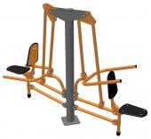 Тренажер для мышц трицепса CV